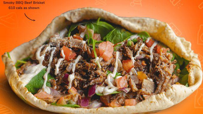 Pita Pit Adds New Smoky BBQ Beef Brisket