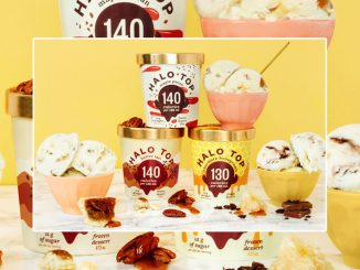 Halo Top Introduces First-Ever Exclusively Canadian Pint Lineup