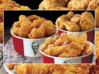 KFC Canada Reveals Father's Day $30 Triple Bucket