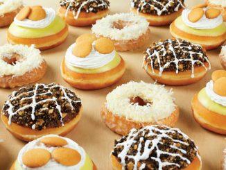 Krispy Kreme Canada Unveils New Dessert-Inspired Doughnuts