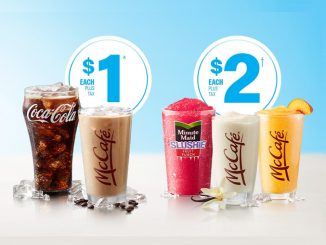 McDonald's Canada Kicks Off 2020 Summer Drink Days Promotion