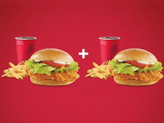 Wendy's Canada Offers Two Small Spicy Chicken Sandwich Combos For $13.99