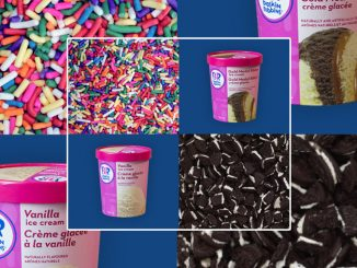 Baskin-Robbins Canada Adds New DIY Sundae Kits