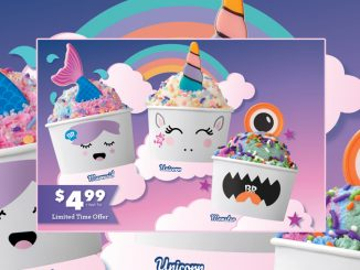 Baskin-Robbins Canada Introduces New Creature Creations
