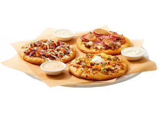 Boston Pizza Introduces New Pizza Flights