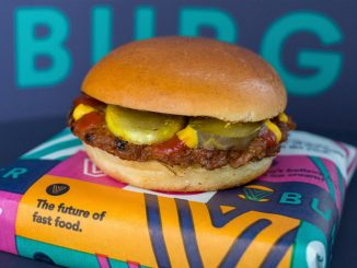 Calgary's New Plant-Based Fast-Food Burger Joint V Burger Set To Open On July 11, 2020