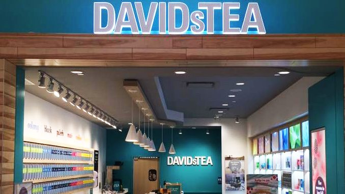 DavidsTea Plans To Close Most Locations As It Files For Creditor Protection