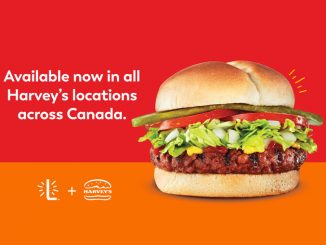 Harvey's Introduces Next-Generation Plant-Based Lightlife Burger Nationwide