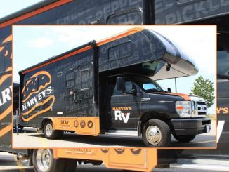 Harvey's Launches Cross-Country RV Tour To Thank Frontline Grocery Store Workers With Free Burgers