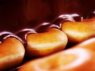 Krispy Kreme Canada Offering Chocolate Glazed Doughnuts On July 10, 2020