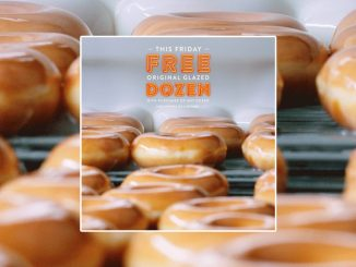 Krispy Kreme Canada Offers Free Original Glazed Dozen With Purchase Of Any Dozen On July 17, 2020