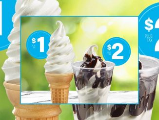 McDonald's Canada Offers $1 Soft Serve Cones, And $2 Sundaes For Summer 2020