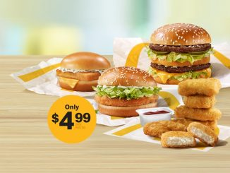 McDonald's Offers 'Your Faves' For $4.99 Each For A Limited Time