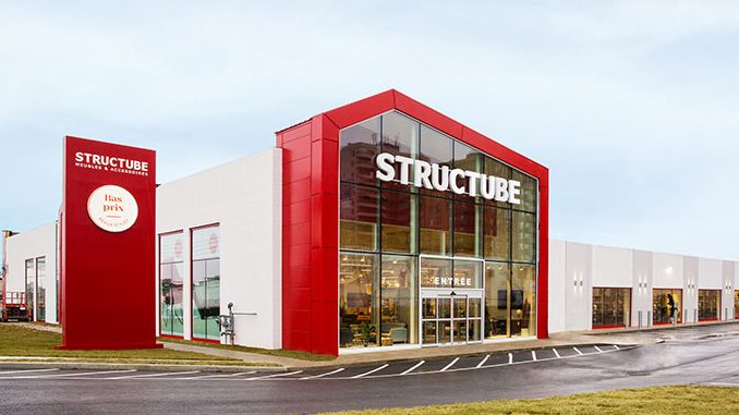 Structube Opening New Location In Guelph, Ontario