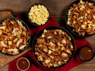 Swiss Chalet Introduces New Poutines