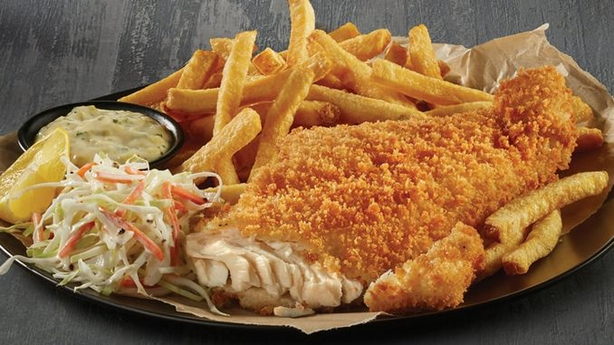 Swiss Chalet Welcomes Back Hand-Breaded Fish & Chips