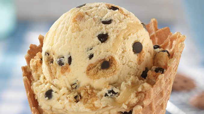 Baskin-Robbins Canada Offers Mom's Makin' Cookies Ice Cream As The Flavor Of The Month For August 2020
