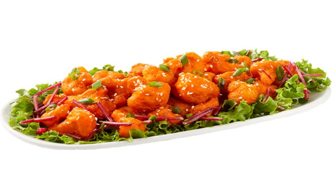 Boston Pizza Introduces New Buffalo Cauliflower Bites