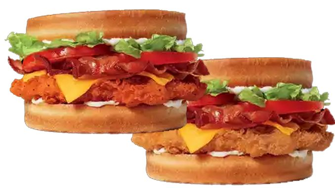 Burger King Canada Adds New Sourdough Spicy Chicken Club Sandwich