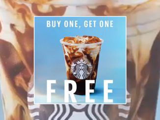 Buy One, Get One Free Handcrafted Beverage At Starbucks Canada Through August 16, 2020