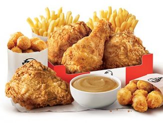 KFC Canada Cooks Up New $10 Meal For 2 Deal