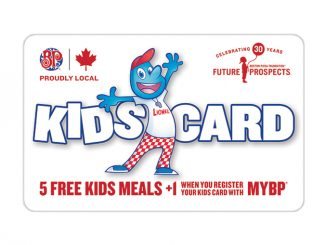 Kids Cards Are Back At Boston Pizza Until October 4, 2020