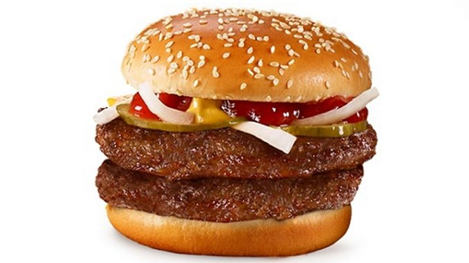 McDonald's Canada Announces Return To 100% Canadian Beef After COVID-19 Sourcing Issues