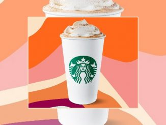 The Pumpkin Spice Latte Is Back At Starbucks Canada Through Fall 2020