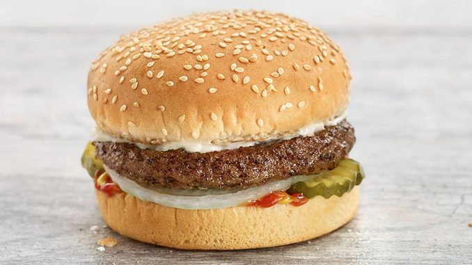 A&W Canada Offers $2.50 Mama Burger Deal For A Limited Time