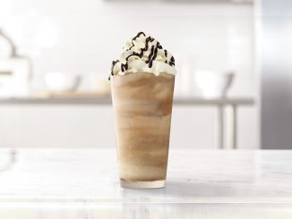 Arby's Canada Brings Back The Jamocha Shake