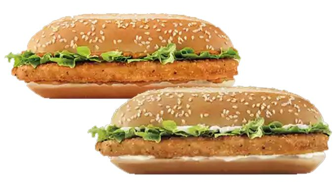 Burger King Canada Offers 2 for $6 Mix & Match Chicken Sandwich Deal