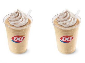 Dairy Queen Canada Adds New Pumpkin Shake