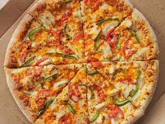 Domino's Canada Bakes Up New Chicken Taco Pizza