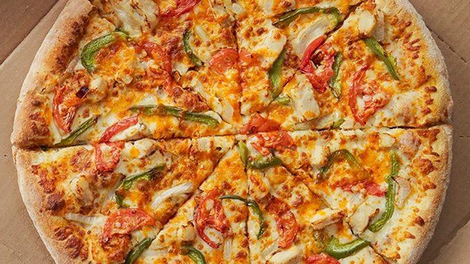 Domino's Canada Bakes Up New Chicken Taco Pizza