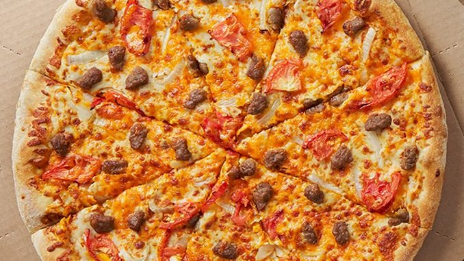 Domino's Canada Introduces New Cheeseburger Pizza