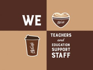 Free Coffee Or Tea For Teachers At McDonald's Canada On October 5, 2020