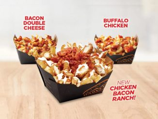 Harvey's Introduces New Chicken Bacon Ranch Poutine