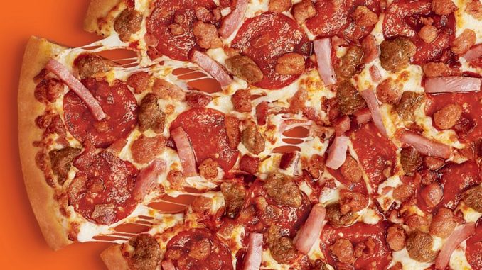 Little Caesars Canada Celebrates 5 Meat Feast Pizza Launch With Nationwide Giveaway