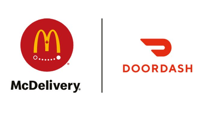 McDonald's Canada Partners With DoorDash To Bring Delivery To 1,000 Locations Nationwide