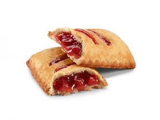 McDonald's Canada Welcomes Back The Baked Strawberry Pie