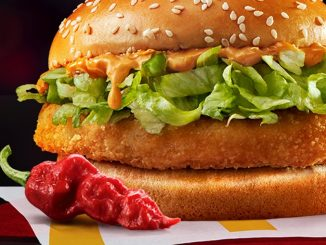 McDonald's Canada Welcomes Back The Ghost Pepper McChicken Sandwich