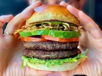 Plant-Based Impossible Burger Available Now In Canada
