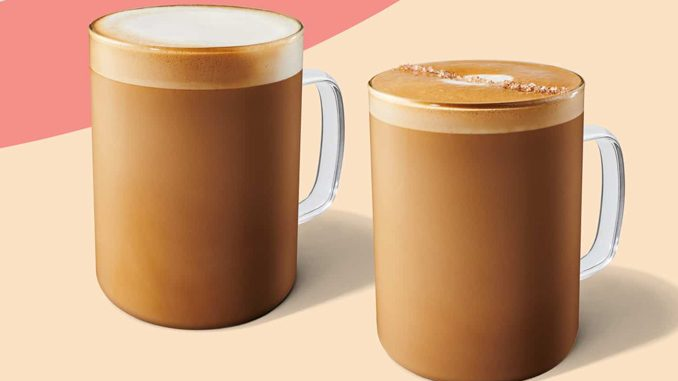 Starbucks Canada Pours New Oat Latte And Apple Oat Flat White Nondairy Drinks
