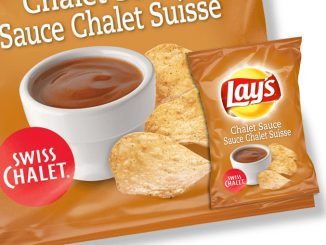 Swiss Chalet Welcomes Back Lay's Chalet Sauce Chips