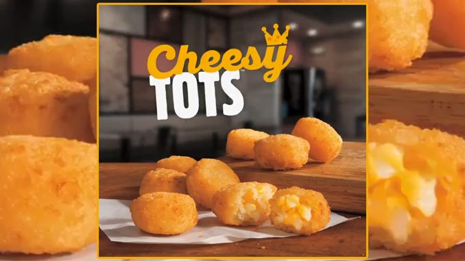 Burger King Canada is once again offering Cheesy Tots on the menu for a limited time.