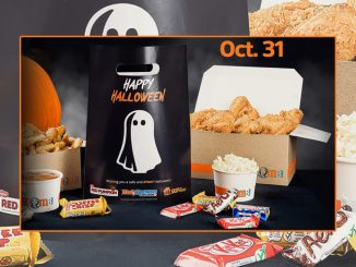 Mary Brown's Offers Free Bag Of Nestlé Treats With $20 Minimum Purchase On October 31, 2020