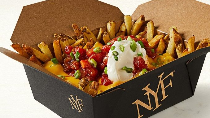New York Fries Introduces New Nacho Fries