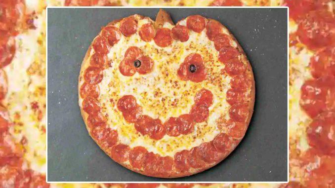 Papa John's Canada Launches Jack O' Lantern Pizza For Halloween 2020