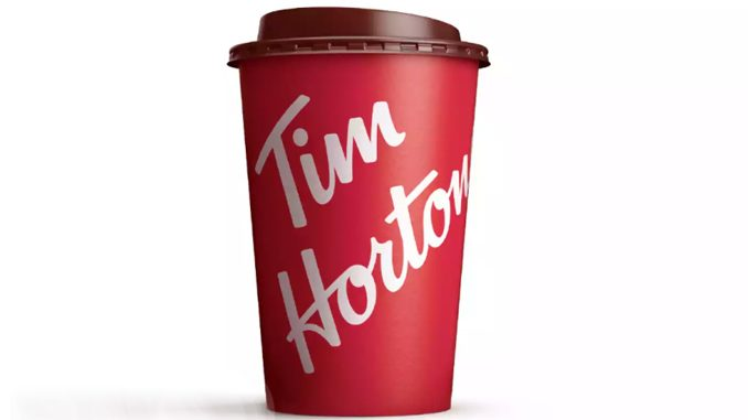 Tim Hortons Ditches Double Cupping In Favour Of Cardboard Sleeves