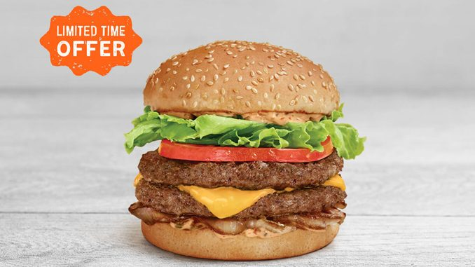 A&W Canada Welcomes Back '56 Burgers For A Limited Time